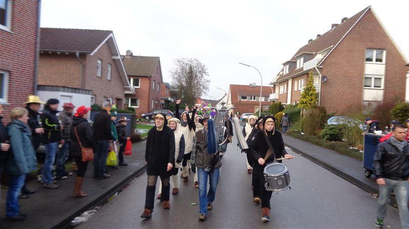 gescher karneval 2015 .