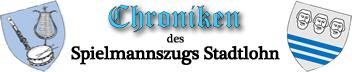 Chroniken des Spielmannszugs Stadtlohn